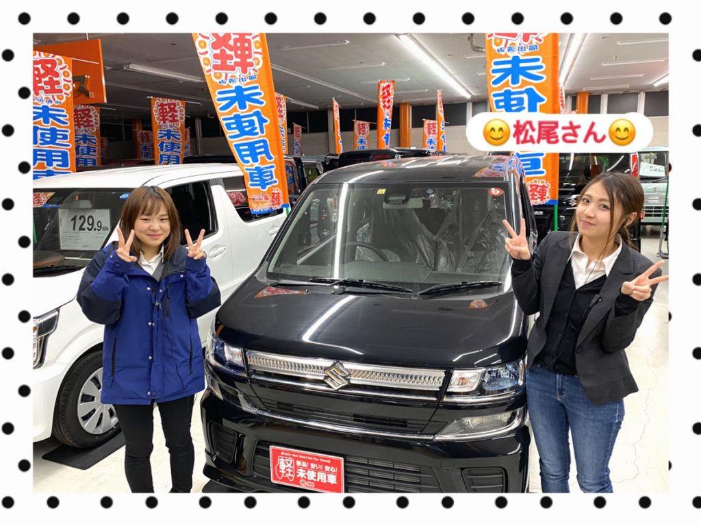 新卒入社1年目【サンライズグループ】軽自動車専門店の三上です 軽plaz…