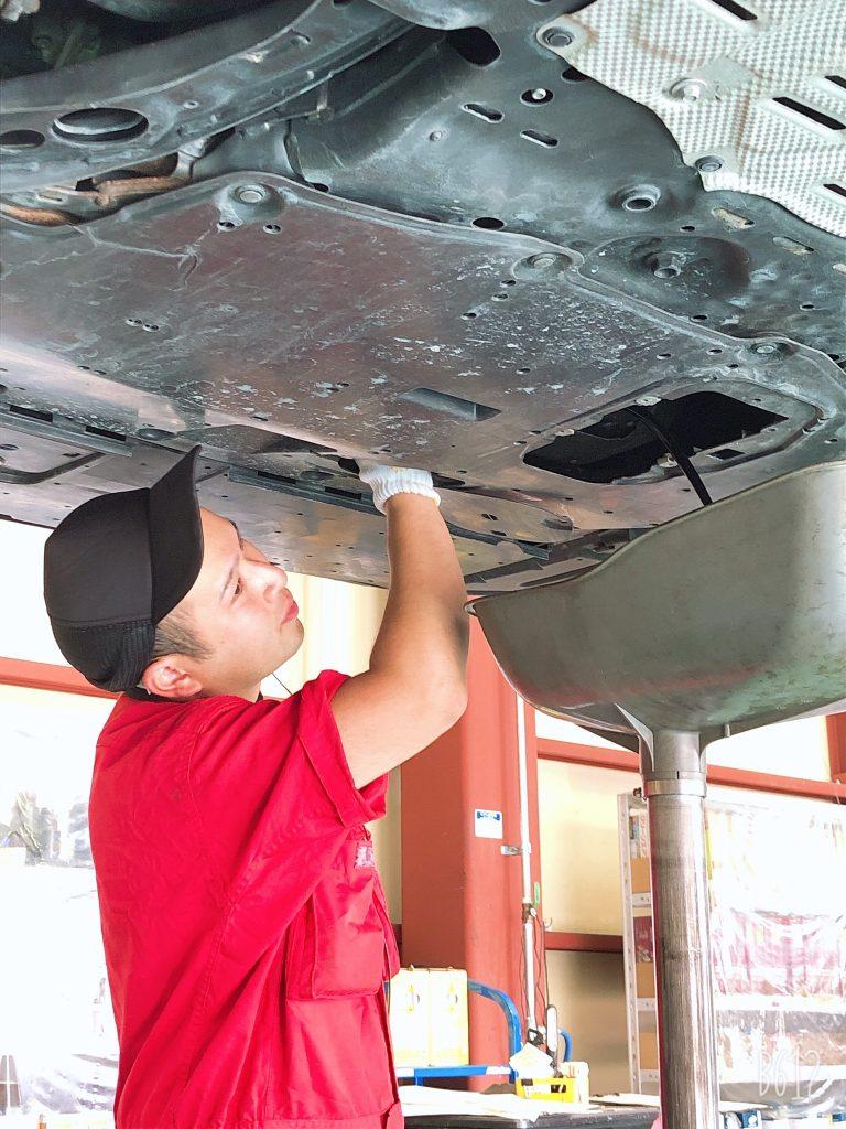 自動車整備職