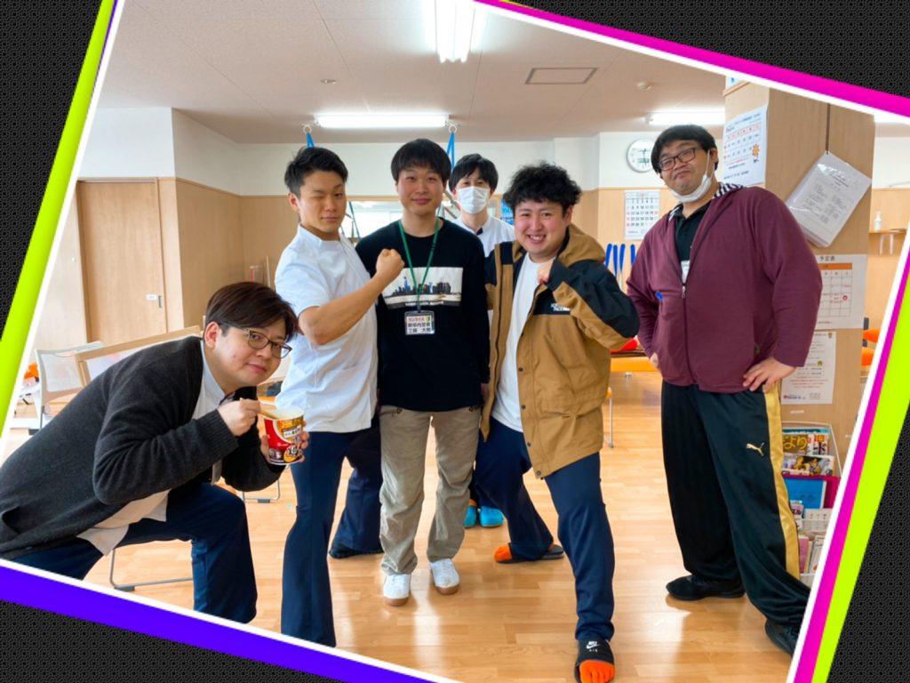 【新卒採用】きたえる~む青森松原店でデビューしました!!【新卒入社】